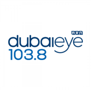 Dubai eye 103.8 logo