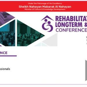 Rehabilitation LongTerm & HomeCare Conference 2017