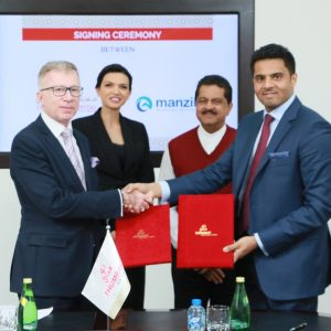 Manzil Healthcare Services with Thumbay Hospital Group