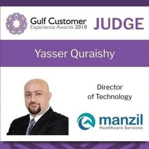 Yasser Quraishy Badge
