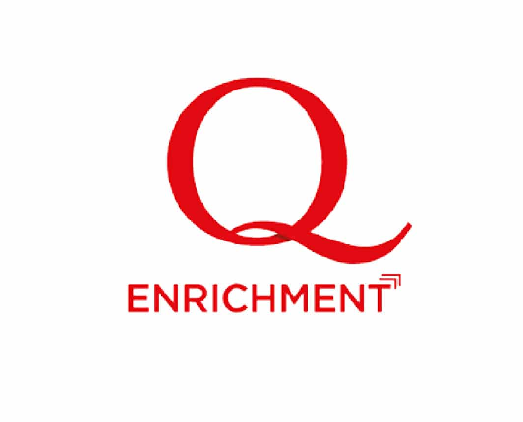 q enrichment logo