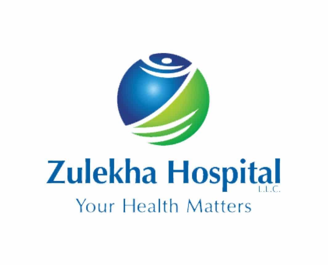 Zulekha Hospital logo