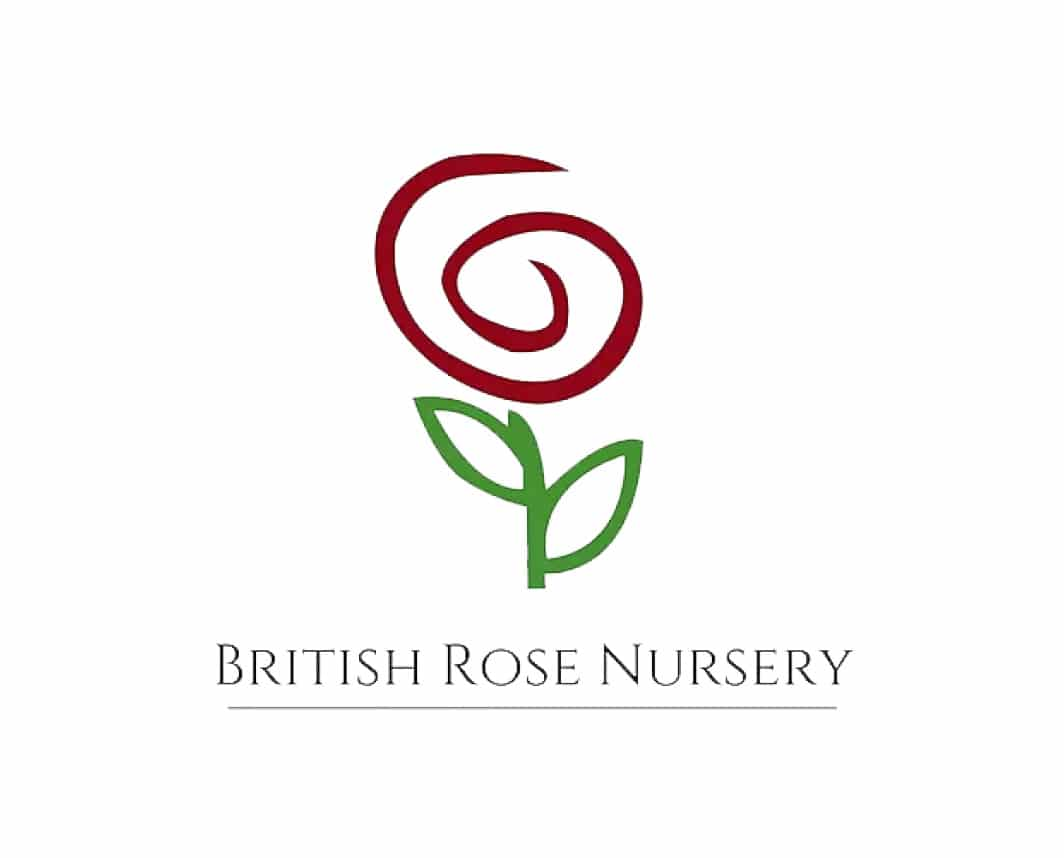 British Rose Nursery logo