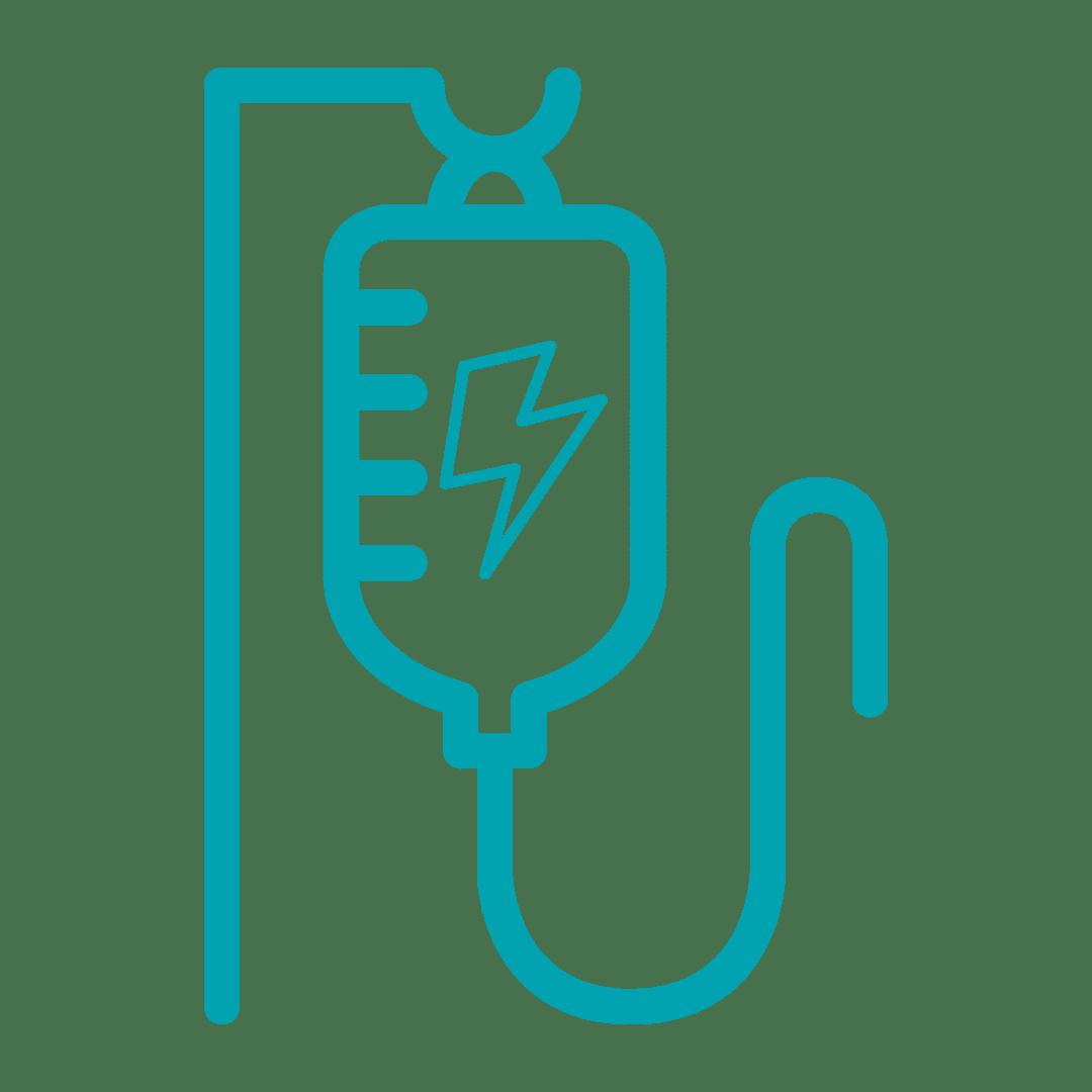 vitamin drip icon