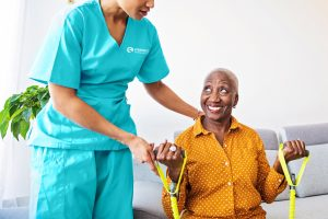 elderly physiotherapy at home